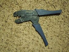 Viintage Crimpex Combination Crimp Connector Wire Stripper Tool AMP 220190-1-B