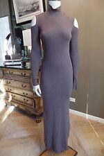 TOMMY BAHAMA Cut Out Shoulders Long Sleeve Mock Neck Maxi Sweater Dress XXS