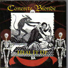 Concrete Blonde-Heal It Up cd single