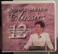 joyce meyer classics 12 OF JOYCES BEST SELLING SINGLES  A200 CASSETTE