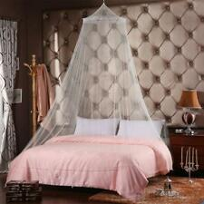 Mosquito Net Bed Queen Size Home Bedding Lace Canopy Netting Princess