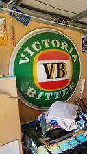 Large VB sign