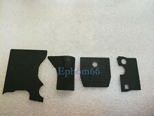 New Original A set of 4 pieces Body Grip Rubber For Nikon DF Camera Repair Part