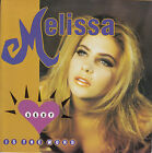MELISSA Sexy Is The Word PICTURE SLEEVE 45 vinyl record + juke box title strip