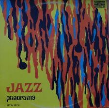 PANORAMA JAZZ QUINCY JONES/ART BLACKY/JIMMY SMITH RARE COMPIL BULGARIAN LP