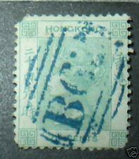 Hong Kong stamp #5 used F/Vf