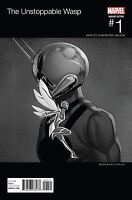 The Unstoppable Wasp #1 Nelson Blake Hip Hop Variant Comic Book Marvel 2017 NOW