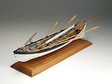 BALENIERA Amati: kit di montaggio in legno AM 1440