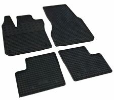 1 Set Velours Fußmatten hinten Smart forfour 453 neues Modell Satz
