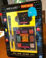 Wet n Wild X Pac Man 3 Piece  Shine Kit~Limited Edition~New Sealed ~