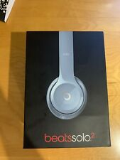 Beats by Dr. Dre Solo2 wired Headphones - Grey B0518