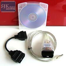 OBD2 USB K+DCAN Diagnose Interface für BMW INPA Ediabas NCS NFS DIS SSS GT1 ++