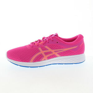 Asics Running Shoes Patriot 11 GS Girl Pink