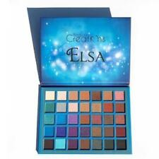 Original Beauty Creation 35Colors Elsa Eyeshadow Palette Glitter Matte Shimmer