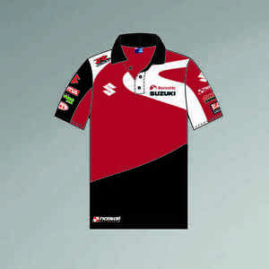 New Official  Bennet's Suzuki Team Polo -
