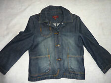 "OASIS SIZE 10/34"" DENIM JACKET VGC"