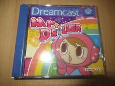 Mr Foreur pour Dreamcast Version Pal comme Neuf Collectors