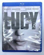 Lucy Blu-ray Scarlett Johansson NEW