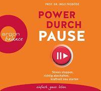 ANDREAS NEUMANN/INGO FROBÖSE - POWER DURCH PAUSE  3 CD NEU