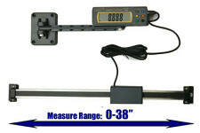 """iGaging Absolute DRO Digital Readout 38"""" / 965mm Read Out Stainless Steel Beam"""
