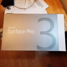Microsoft Surface Pro 3  i7 8 gb  ram 512 ssd with Keyboard updated  window 10