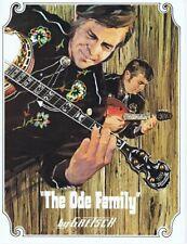 ORIGINAL Vintage 1975 Ode Gretsch Banjo Catalog