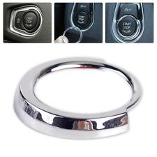 Chrome Plated Engine Start Stop Button Switch Frame Cover Trim fit BMW F30 F20