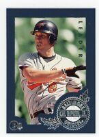 CAL RIPKEN JR. 1996 Fleer Skybox E-XL Baseball #9 Baltimore Orioles HOF