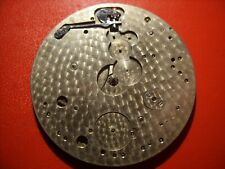 S.G.D.G. Extra-flat Pocket Watch Movement,2.50 mm.thickness, For repair or parts