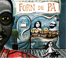 Wagner Pá & Brazuca Matraca - Forn de Pa (CD-digipack)