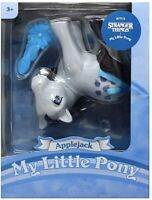 My Little Pony *Stranger Things* Applejack Upside Down Exclusive, New in Box