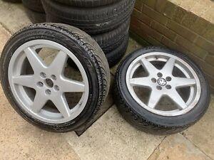 Vauxhall Vectra GSI Phase 1 Alloy Wheels X2