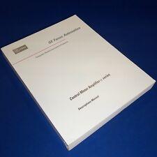 Fanuc Control Motor Amplifier A Series Descriptions Manual Gfz-65162E/02
