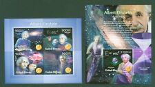 Guinea Bissau 2013 - Albert Einstein - Nobelpreis - E=mc² - Physik Physique **