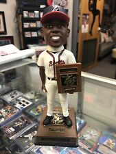 Ronald Acuna Jr. 2018 Rookie Of The Year Bobblehead Atlanta Braves