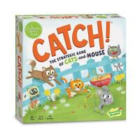Catch! Cooperative Board Game for kids - Peaceable Kingdom Age 5 Years + REDUCED