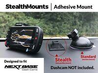 WINDSCREEN MOUNT fits Nextbase 312GW 412GW 512GW Dash Camera Dash Cams SD Micro