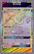 Amphinobi GX Secret-SL06:Lumière Interdite-133/131-Carte Pokemon Neuve Française