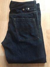 "DIESEL Gualbon Bleu Jeans W31""x L26 (raccourci jambe à 26"""
