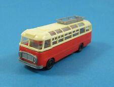 Herr Ikarus 311 Bus rot/beige 1:87 H0 DDR