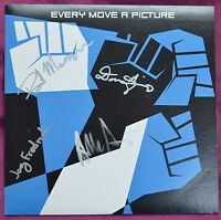 """Every Move A Picture – On The Edge Of Something Beautiful 7"""" SIGNED – VVR5036997"""