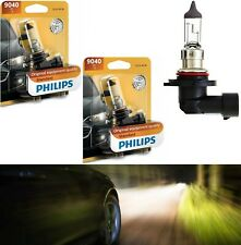 Philips Standard 9040 40W Two Bulbs Fog Light Replacement Stock Lamp Play Play