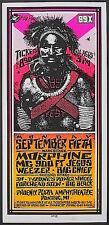 MINT & SIGNED 311 Morphine Weezer 1994 Pontiac Arminski Poster
