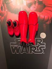 Hot Toys Star Wars Praetorian Guard DB Boots & Leg Armour loose 1/6th scale