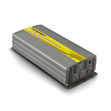 BRAND NEW DURAFIED 1500/3000W POWER INVERTER CONVERTER 12V DC TO 115/120V AC!