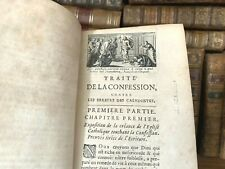 1685 TREATISE ON CONFESSION AGAINST THE ERRORS OF CALVINISTS
