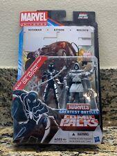 Marvel Universe Greatest Battles Comic Pack Black Costume Spiderman Dr. Doom TRU