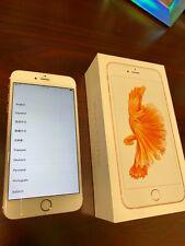 New listing Apple iPhone 6s Plus - 32Gb - Rose Gold (Verizon) Perfect Condition!