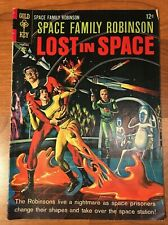 SPACE FAMILY ROBINSON LOST IN SPACE Comic 1966 Gold Key Comics Issue 16
