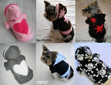 XXS - XXL Hundemantel Hundejacke Hundekleidung Hundepullover Hundebekleidung